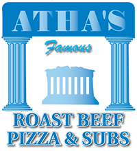 Atha's Famous Roast Beef, Pizza & Subs
